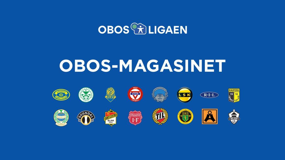 Sjekk ut OBOS-Magasinet til din klubb!