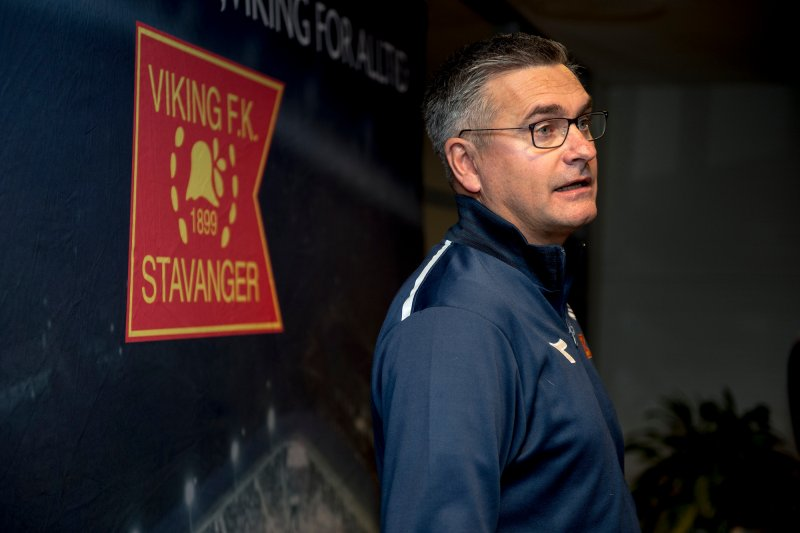 Daglig leder i Viking, Eirik W Henningsen, er imponert over støtten fra supporterne. Foto: Carina Johansen / NTB Scanpix